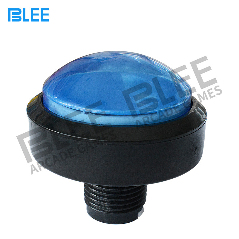 BLEE-Find 60 Mm Dome Arcade Push Button With Led On Baoli Arcade Games