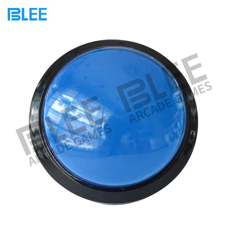 BLEE-Professional Arcade Push Buttons 60 Mm Dome Arcade Push Button With Led-1