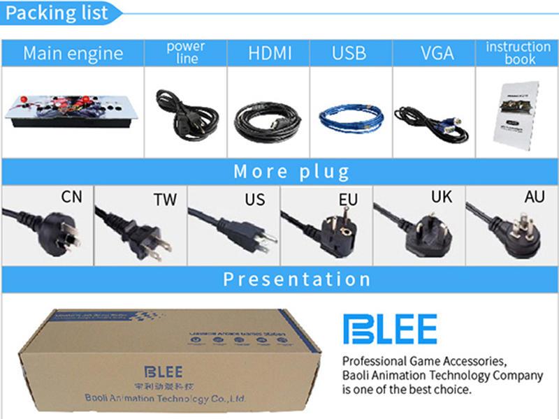 pandora console station box pandora box 4s BLEE Brand
