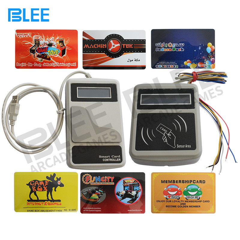 BLEE-Best Arcade Game Machine Payment System Card Reader Writter Arcade Game