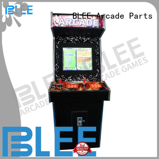 excellent multi game arcade machine street with certification for children