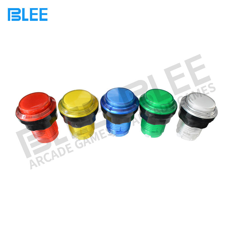 RGB LED arcade buttons With Free Sample