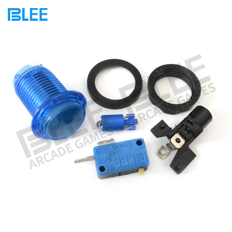 MAME Arcade Factory Low Price LED RGB arcade buttons