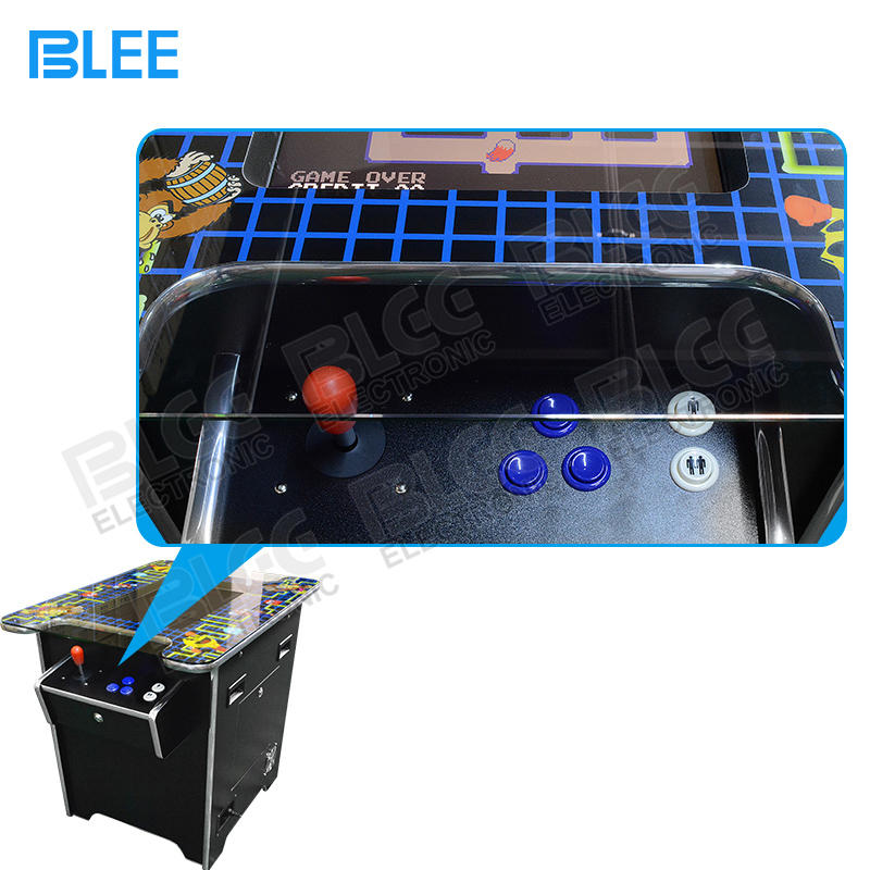 Affordable cocktail arcade machine