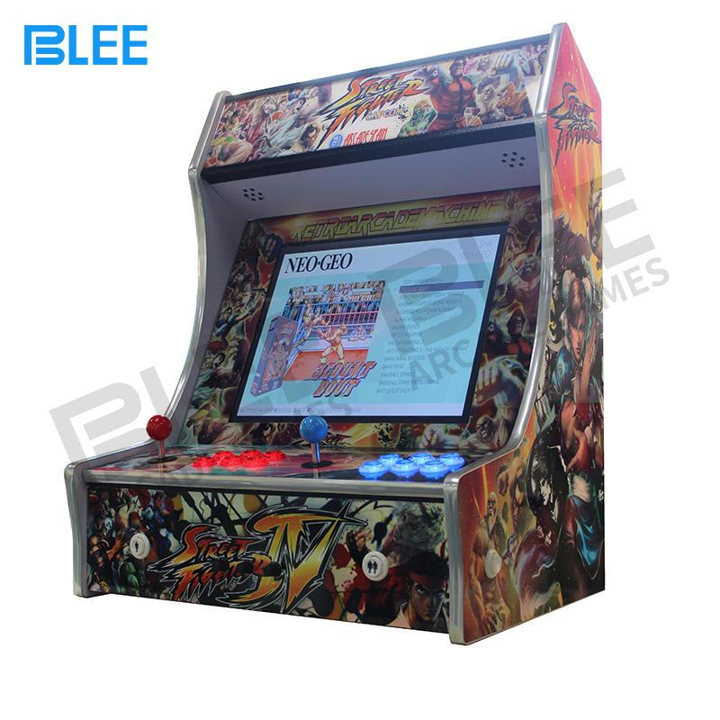 Arcade Game Machine Factory Direct Price Bartop Arcade