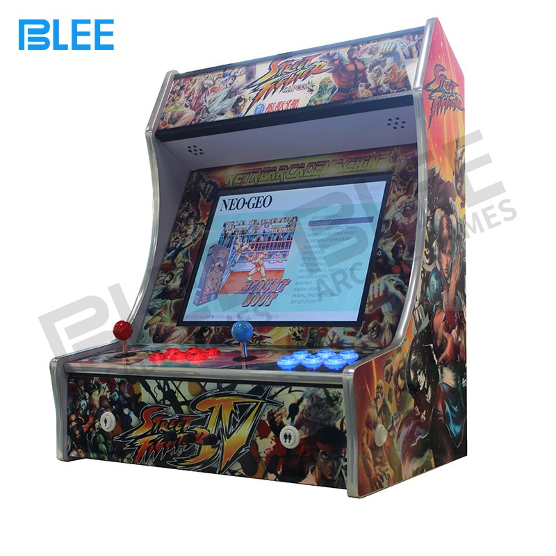 BLEE-Find Multi Arcade Machine Affordable Bartop Arcade Machine