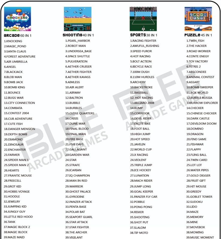 BLEE-Find Best Arcade Machine To Buy Stand Up Arcade Machine-3