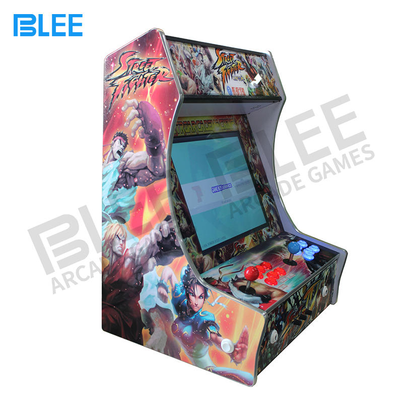 Arcade Game Machine Factory Direct Price Bartop Arcade Cabinet
