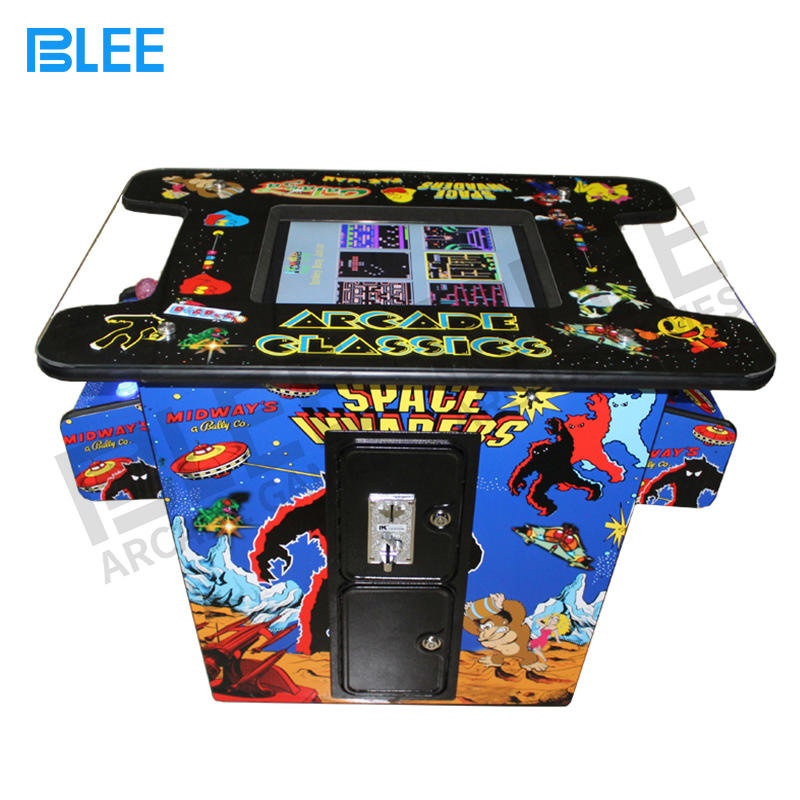 Affordable 60 in 1 cocktail table arcade game
