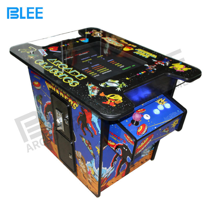 Arcade Game Machine Factory Direct Price 60 in 1 cocktail table arcade game