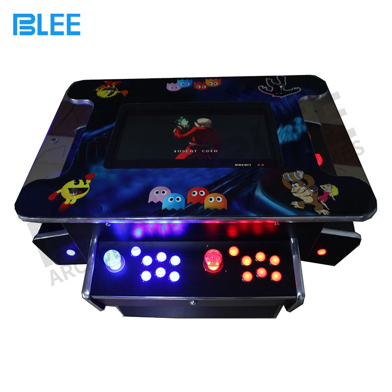 BLEE-Find Stand Up Arcade Machine Affordable 4 Player Cocktail-1
