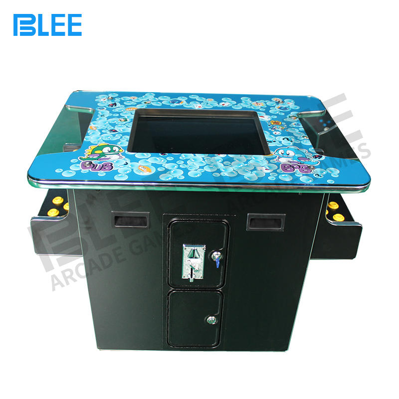 Affordable cocktail table arcade