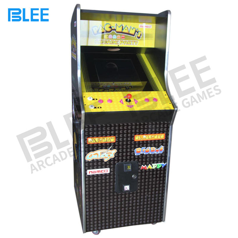 Affordable arcade game cocktail cabinet