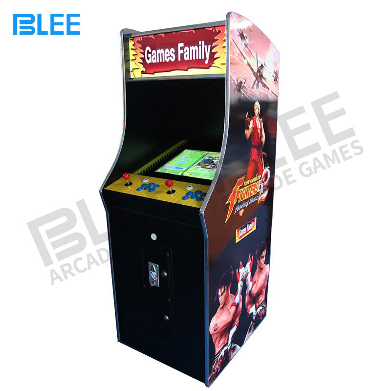Arcade Game Machine Factory Direct Price Japan Style Arcade Cabinet