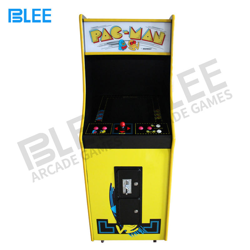 Affordable arcade cabinet fighting video game
