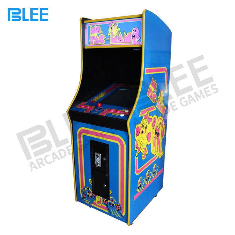 Affordable arcade cabinet game machine