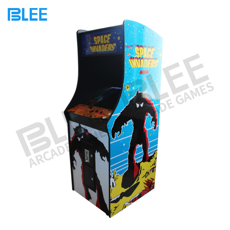 Affordable arcade game cabinet