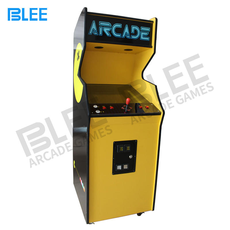 Affordable arcade cabinet video game machine