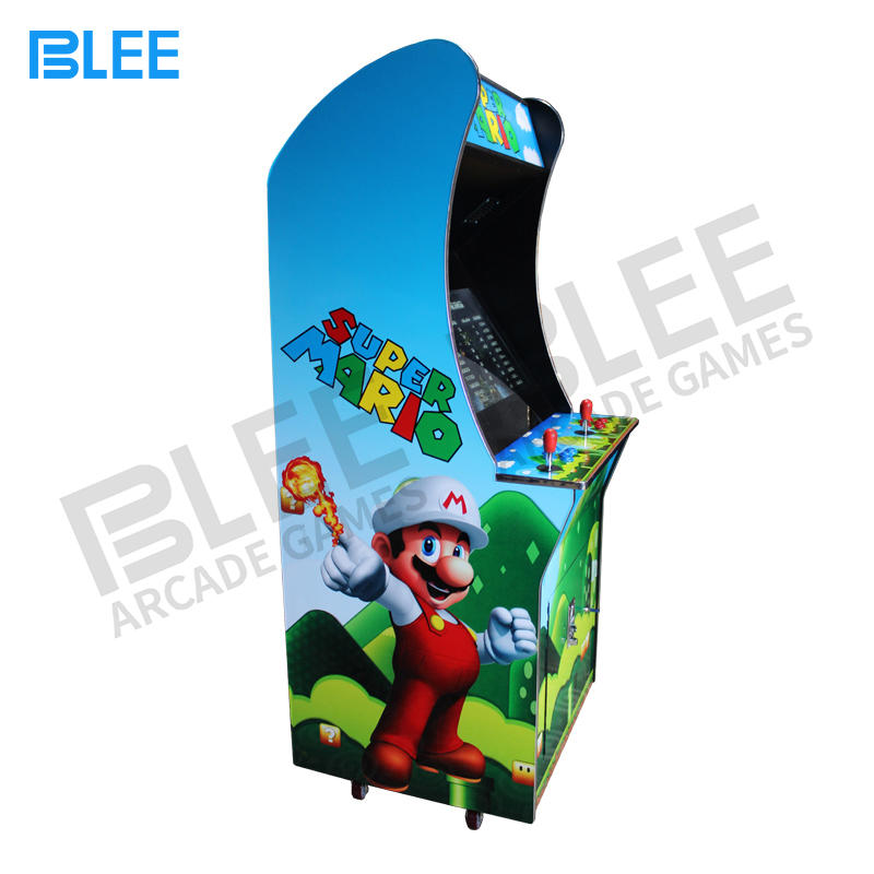 Affordable lcd arcade cabinet