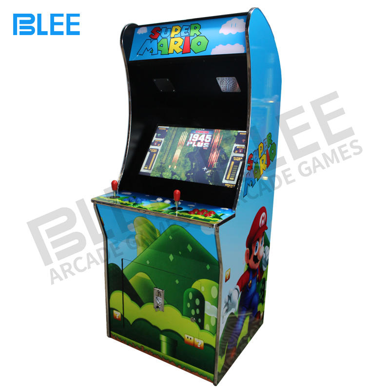 Affordable arcade machine cabinet