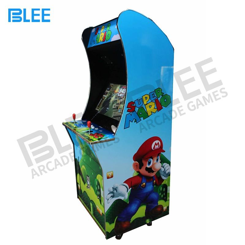 funny original arcade machines cabinet with certification