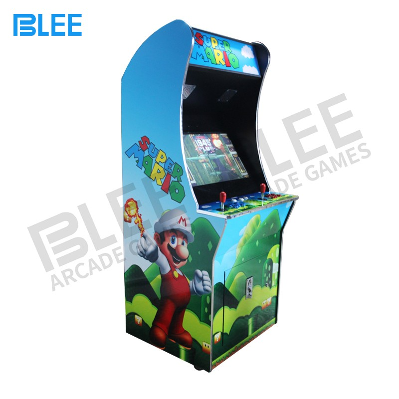 funny original arcade machines cabinet with certification-2