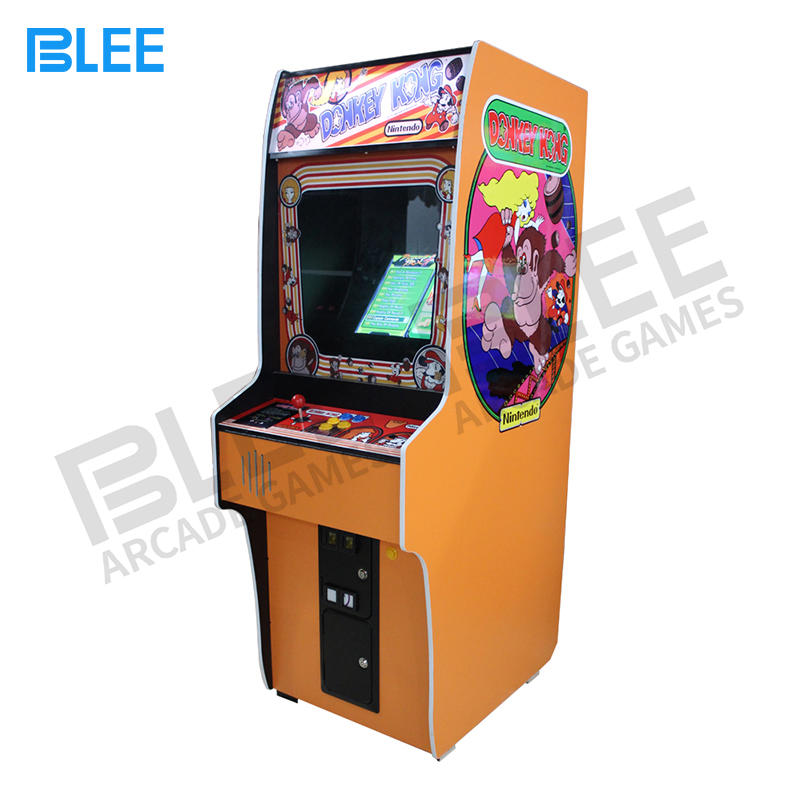Affordable cabinet arcade
