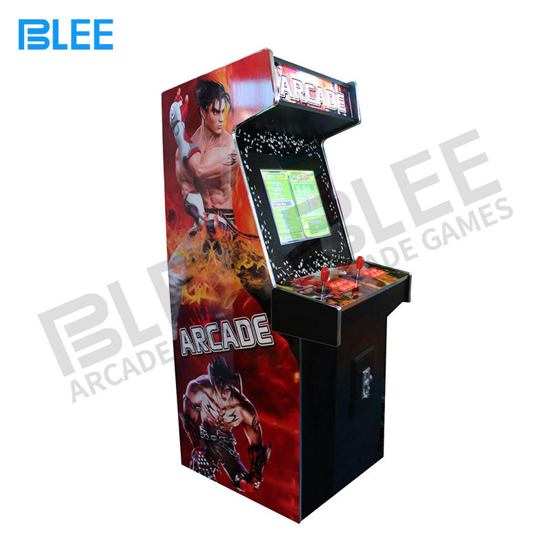 Affordable wood arcade cabinet