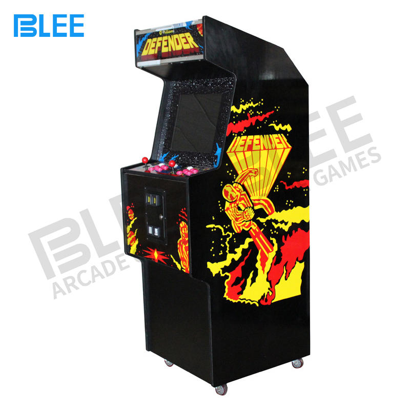 Affordable arcade cabinet fighting