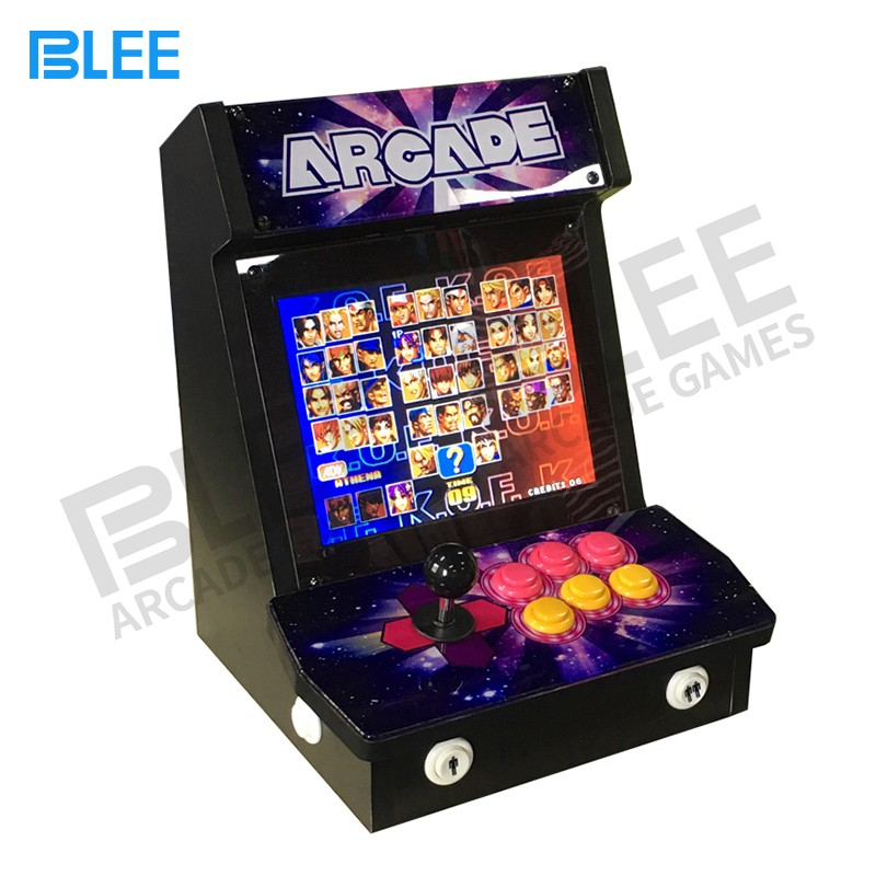 BLEE-Best Coin Operated Arcade Machine Arcade Game Machine Factory