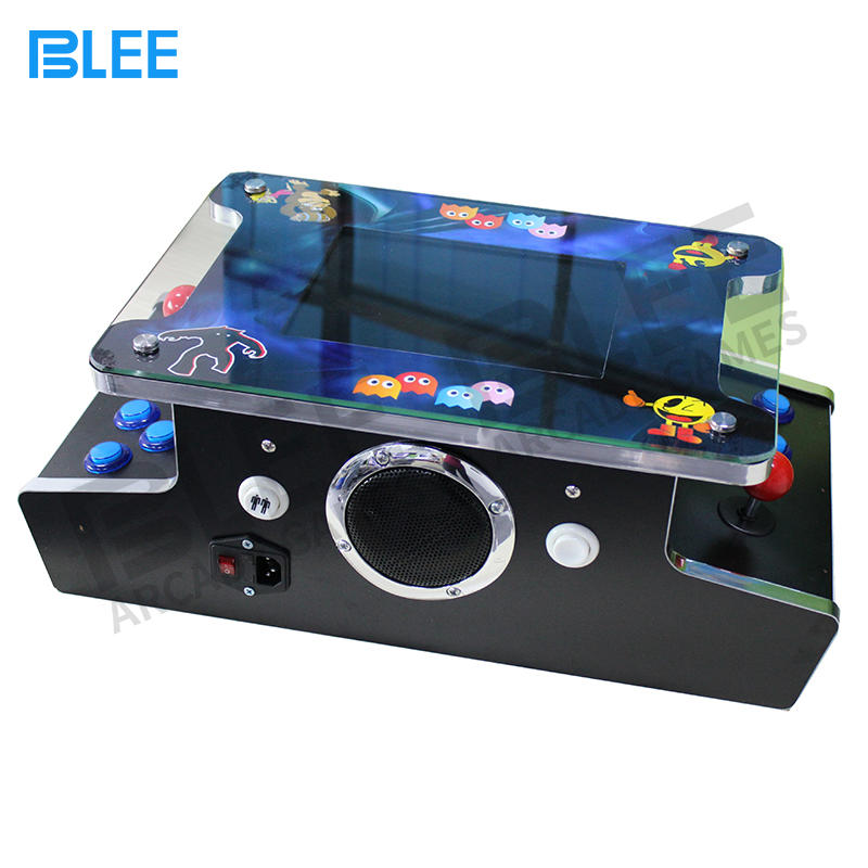 Affordable arcade cocktail games machines