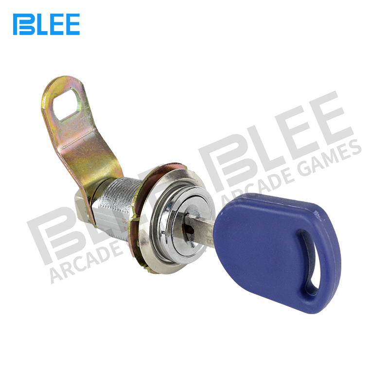 BLEE-Cabinet Lock With Key Stainless Steel Cam Lock With Free Sample-1