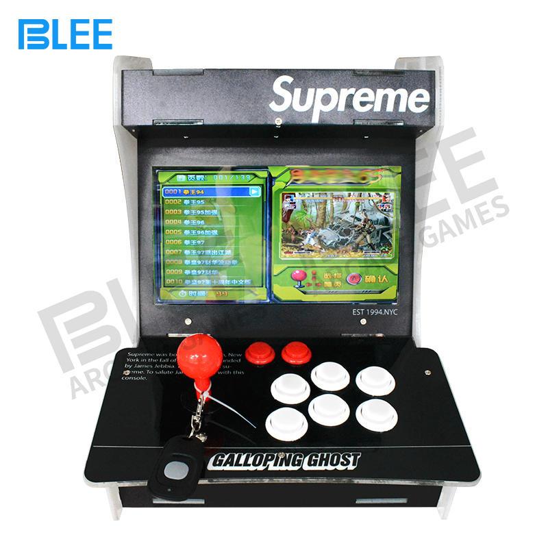 1388 games 2 players bartop mini arcade game machine