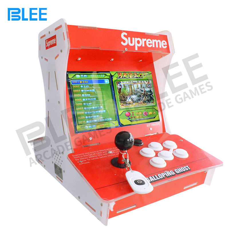Factory Direct 1388 games 2 players bartop arcade