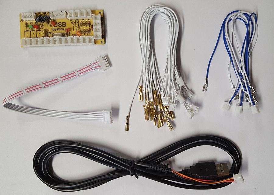 BLEE-News | Arcade Usb Encoder Wiring Guide