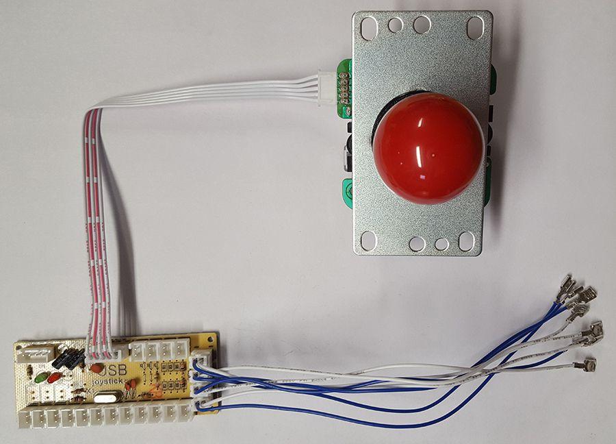 BLEE-News | Arcade Usb Encoder Wiring Guide-3