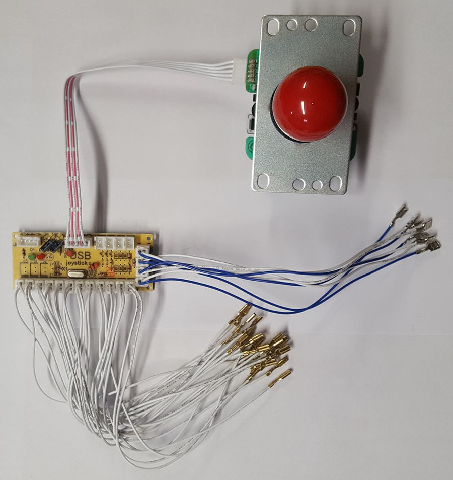BLEE-News | Arcade Usb Encoder Wiring Guide-4