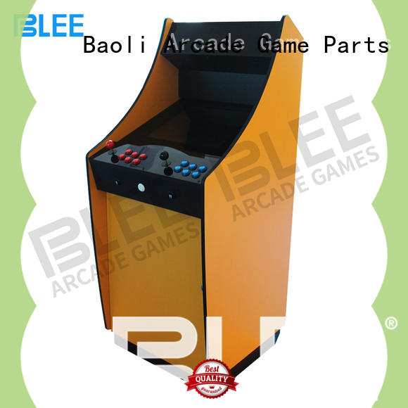 BLEE arcade tabletop arcade machine with certification for holiday