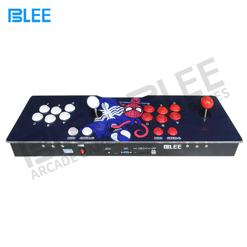 news-BLEE-BLEE sfwetwe pandoras box arcade kit with certification for children-img