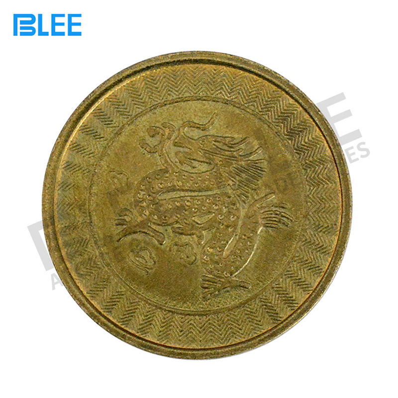 Custom token metal coins arcade game token