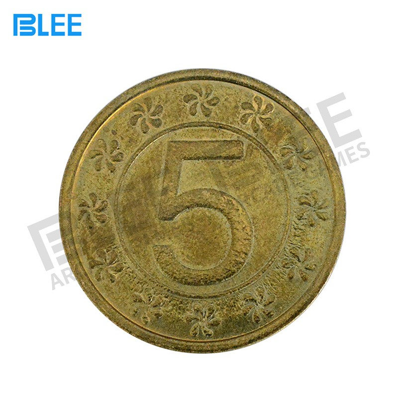BLEE-Brass Tokens Coins, Custom Arcade Token Price List | Blee-5