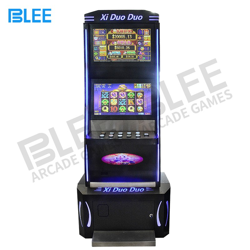 BLEE gradely new arcade machines with certification for convenience store-1