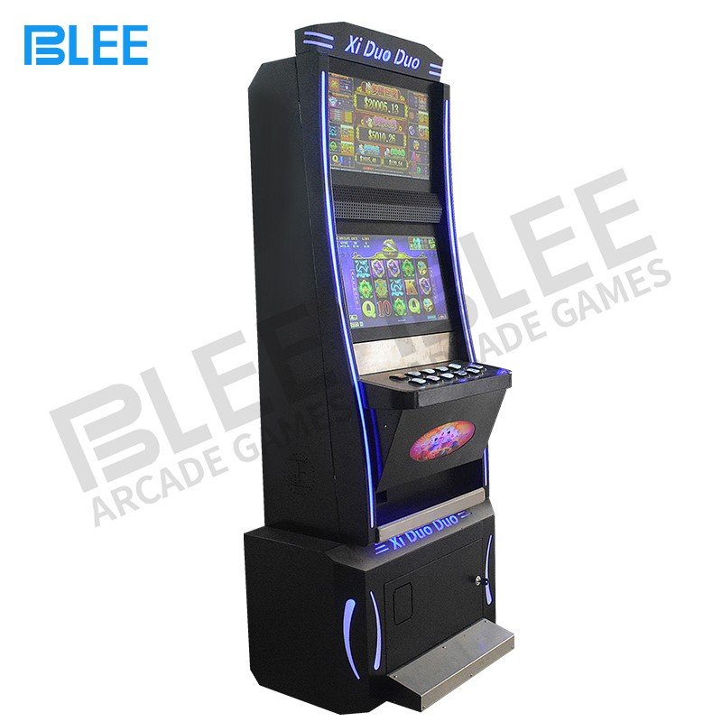 BLEE gradely new arcade machines with certification for convenience store-3