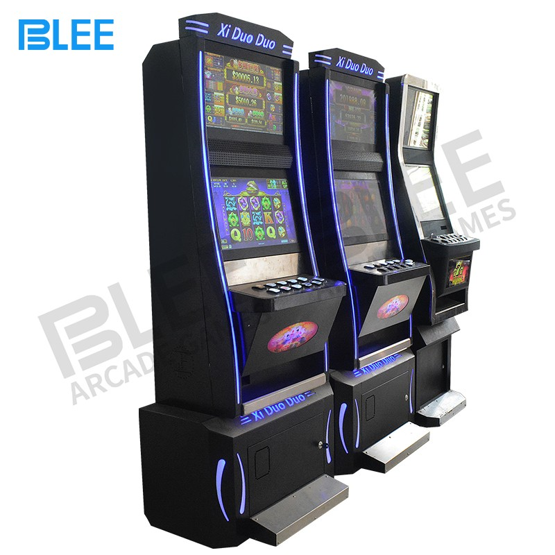 BLEE-Oem Odm Stand Up Arcade Machine, Amusement Arcade Machines | Blee-6