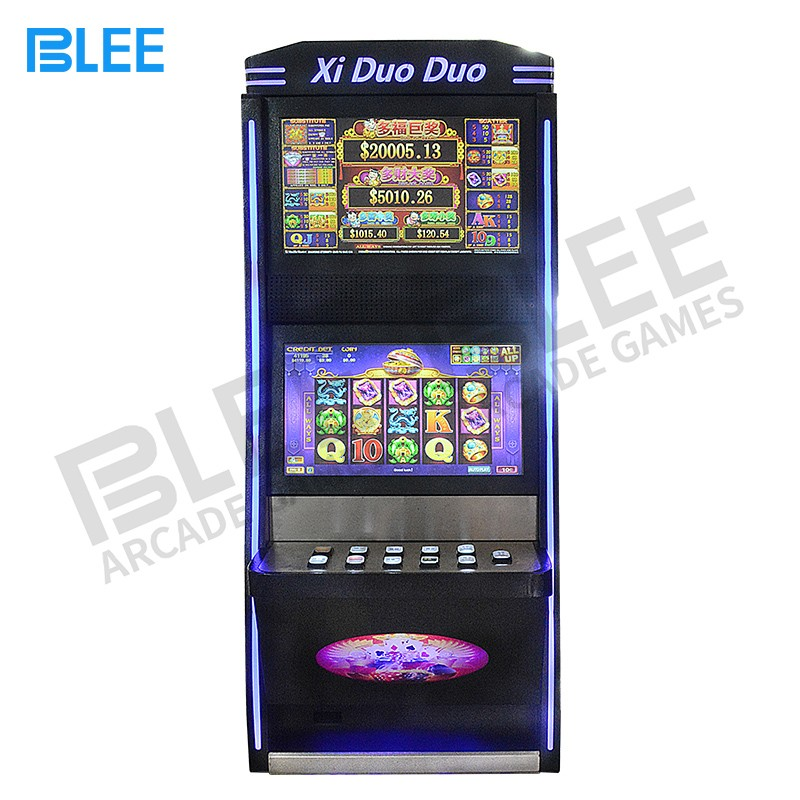 BLEE-Oem Odm Stand Up Arcade Machine, Amusement Arcade Machines | Blee-5