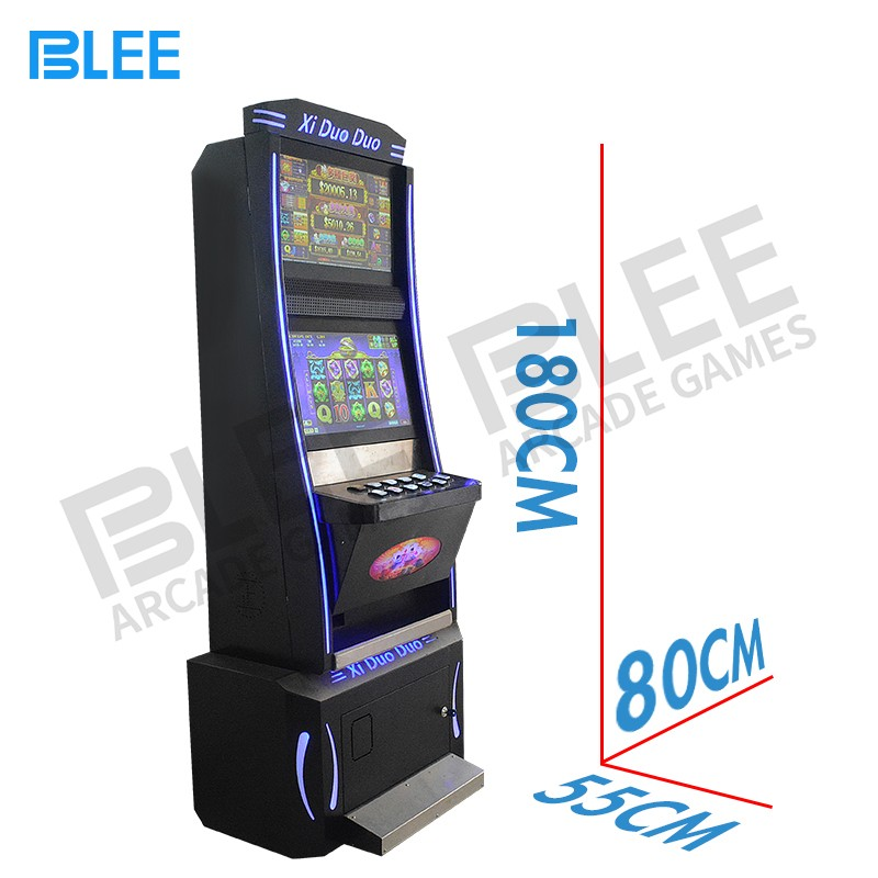 BLEE-Oem Odm Stand Up Arcade Machine, Amusement Arcade Machines | Blee-7