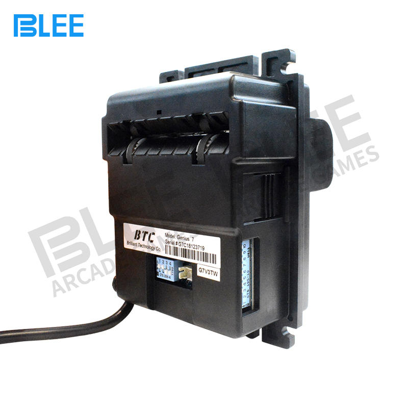 New arrival wholesale smart and innovative BTC bill acceptor