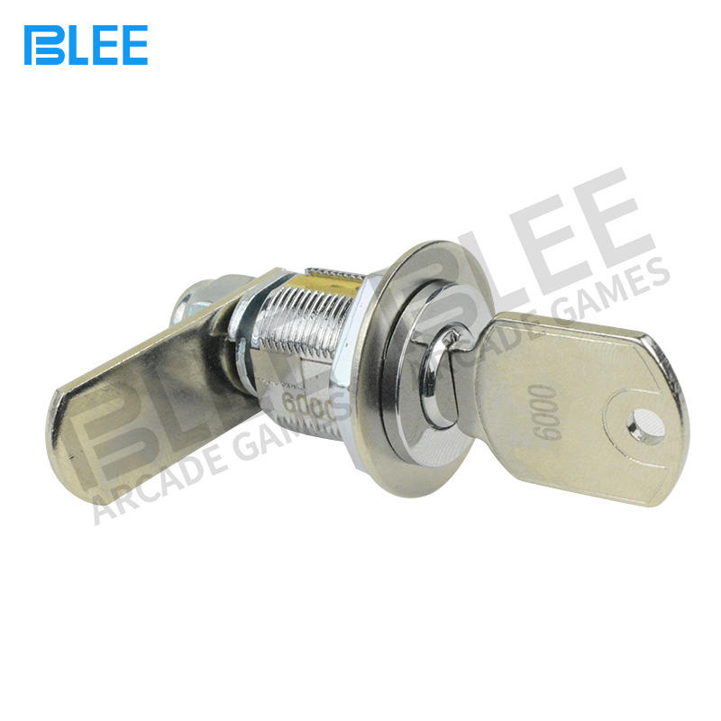 Transportation Zinc Alloy Chrome Plated Industry Cabinet Cam Lock