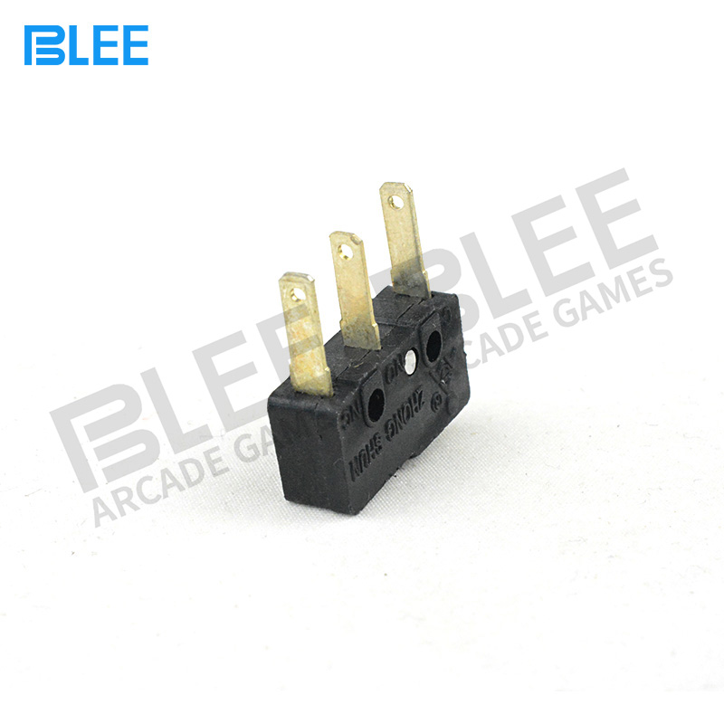 BLEE-High Quality Triangle Black Subminiature Precision Approved Microswitch-blee