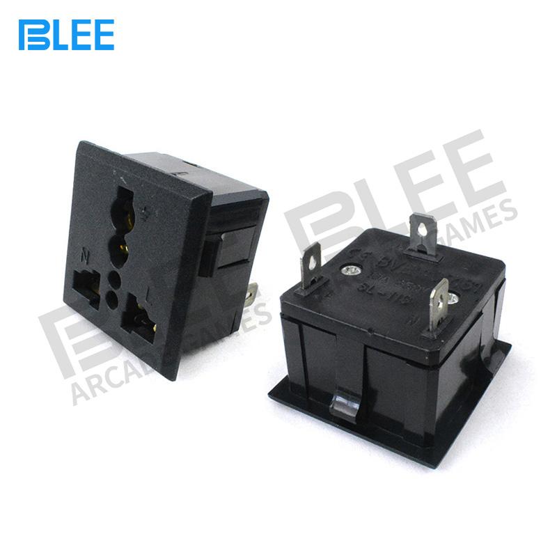 BLEE-Universal Usb Multi Plug Multi-use Electric Socket-blee Arcade Parts-4